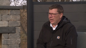 Scott Moe sat down with CTV News to discuss the Saskatchewan Party platform ahead of the provincial election.