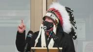 Manitoba rallies to support Mi'kmaq fishers