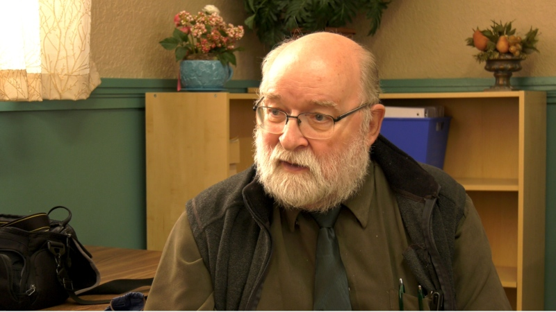 Director of the Prince Albert Seniors Advocacy Centre, John Fryters. (Lisa Risom/CTV Prince Albert)