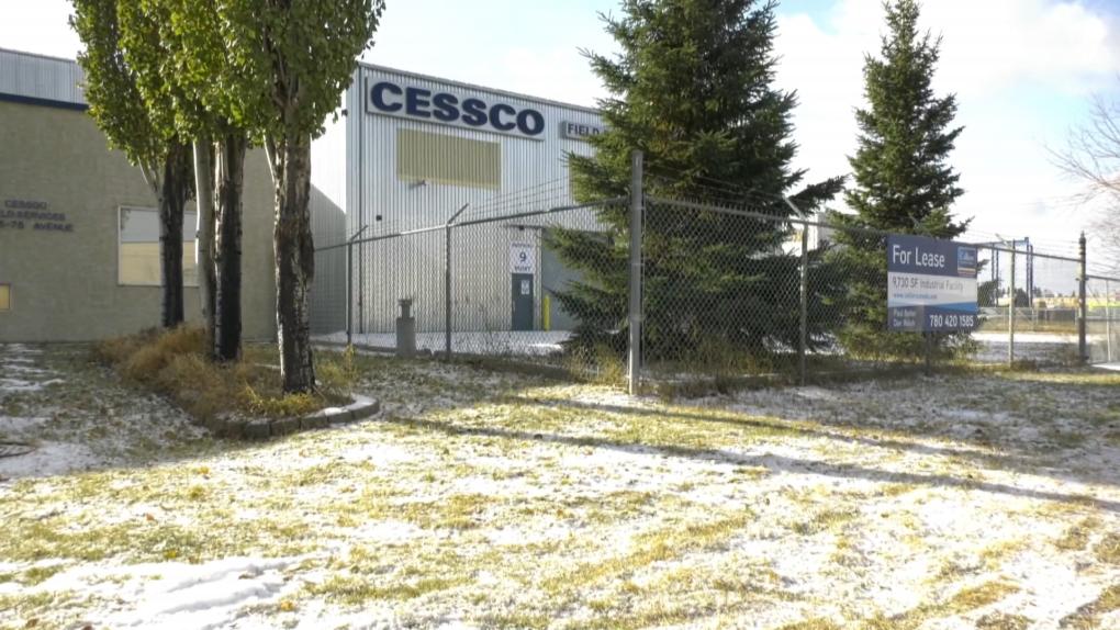 CESSCO, 99 Street, 75 Avenue