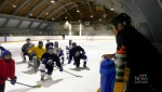 Removing mental illness stigma in hockey