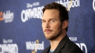 Chris Pratt attends the world premiere of Disney and Pixar's ONWARD at the El Capitan Theatre on February 18, 2020 in Hollywood, California. (Jesse Grant/Getty Images/CNN)