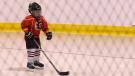 Siksika Nation, hockey, camp