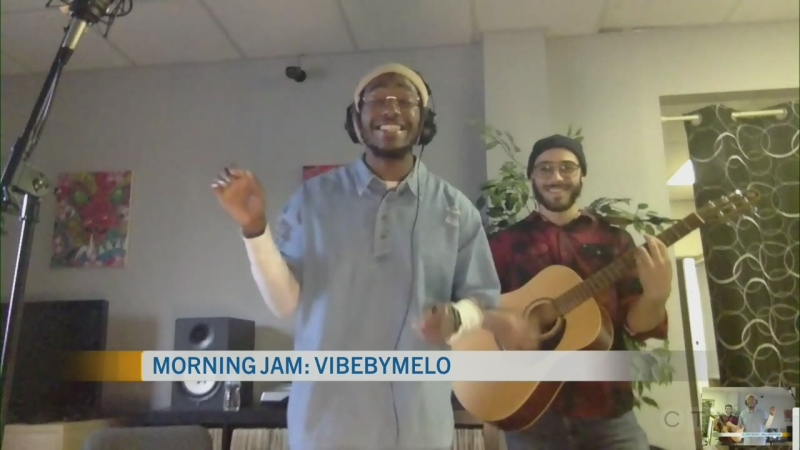 CTV Morning Live VIBEBYMELO Oct 22
