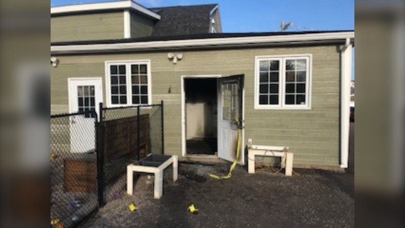New Brunswick RCMP are asking for the public's help in their investigation into a suspicious fire at a Moncton daycare.