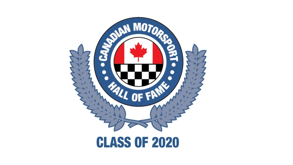 The Canadian Motorsport Hall of Fame are inducting 15 new members in 2020 (Source: CMHF)