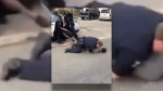 Teen allegedly dragged by police