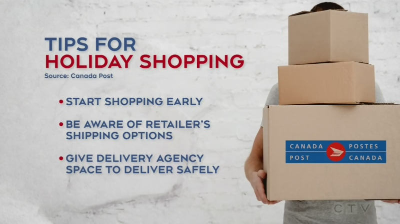 Prepare for holiday shopping rush