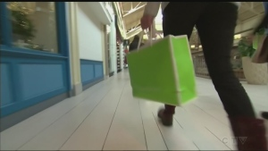 A new KPMG survey indicates Holiday shopping is expected to decrease this year. Sergio Arangio has more.