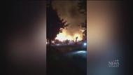 Guilty plea in London house explosion