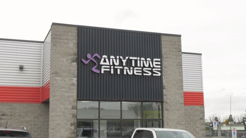 Carleton Place Gym invites guests from Red Zone