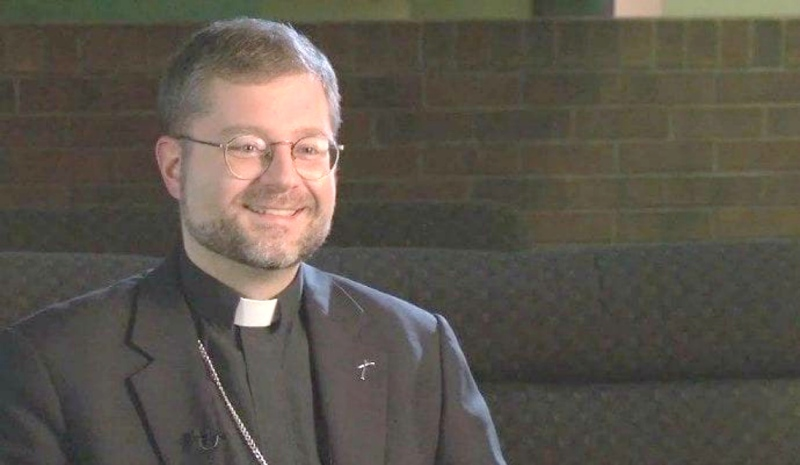Thursday morning, Pope Francis announced the appointment of Bishop Thomas Dowd as bishop of the Diocese of Sault Ste. Marie, transferring him from the metropolitan archdiocese of Montreal. (Supplied)