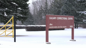 A COVID-19 outbreak was declared for the Calgary Correctional Centre Thursday, where 24 cases have been confirmed
