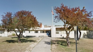 A COVID-19 exposure has been reported at Wood Elementary school in Port Alberni: (Google Maps)