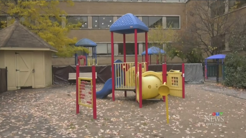Unable to pay rent, daycare closes in West Ottawa