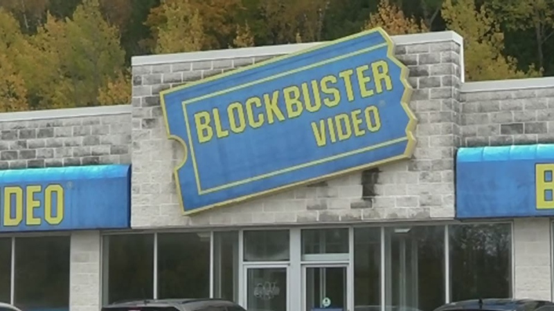 Campaign wants old Blockbuster store preserved