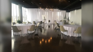 Business at Simply Elegant a Calgary special events business, has dropped 80 per cent in the pandemic, and is one of scores of Calgary small businesses struggling to survive