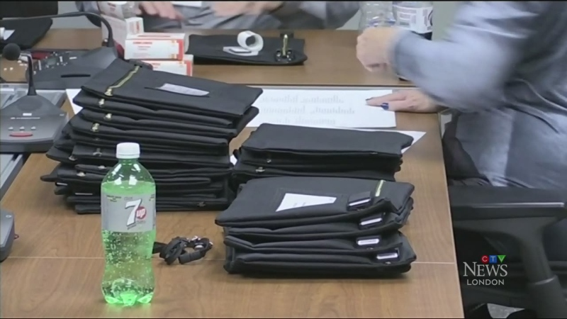 Ranked ballots