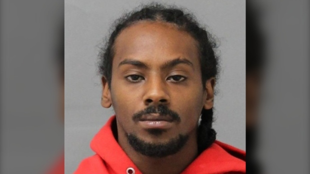 Michael Berhane is seen. (Toronto Police Service)