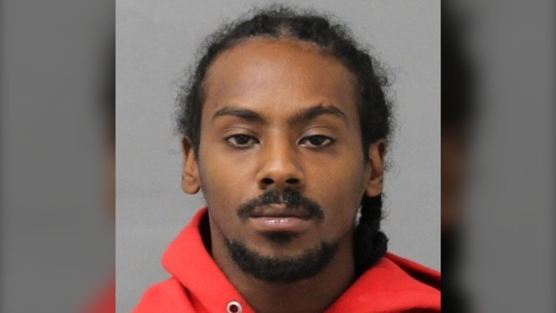 Michael Berhane is seen. (Toronto Police Service)