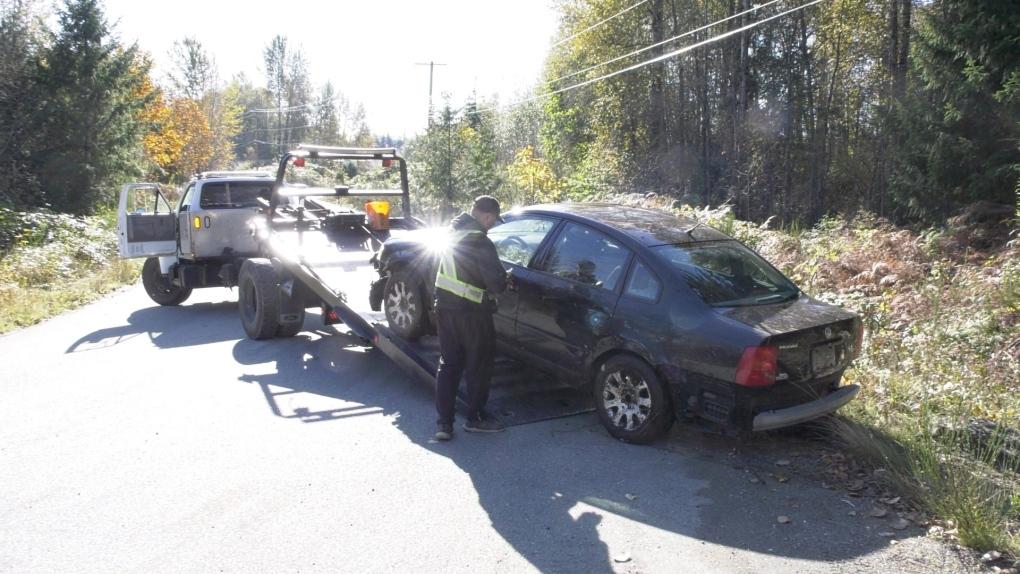 Cumberland crash