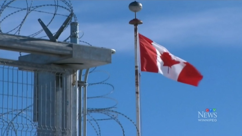 A file image of correctional centres in Manitoba. (Source: CTV News Winnipeg)