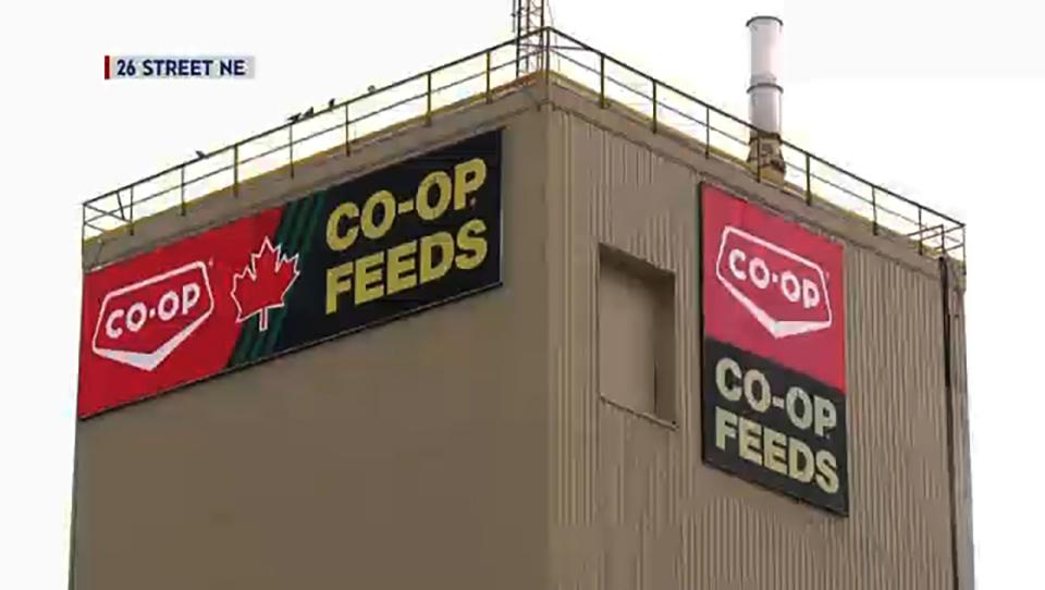 Co-op Feed Plant