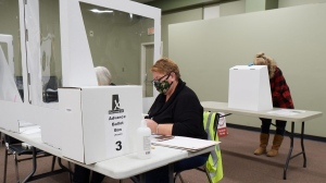 Advanced polls opened for the 2020 Saskatchewan Election on Oct. 20, 2020. (Elections Saskatchewan)