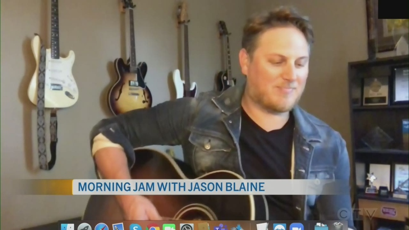 CTV Morning Live Blaine Oct 23