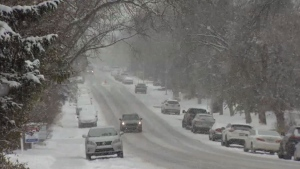 Calgary is expected to see another significant snowfall between Friday and Saturday.