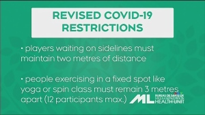 COVID-19 regulations
