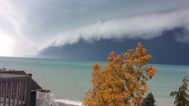 Severe thunderstorms move across southern Ontario, prompting tornado watches and warnings
