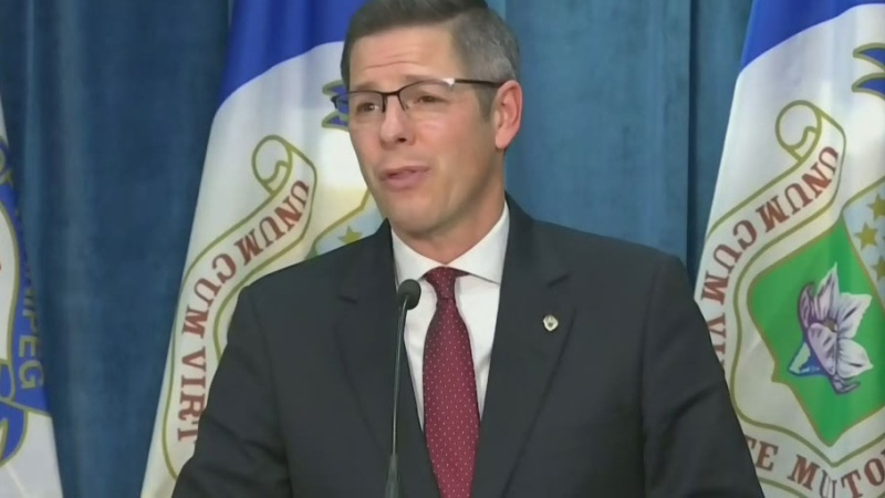 Winnipeg mayor won't seek re-election