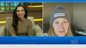 INTERVIEW: Olympian talks Hats for Hope campaign