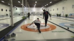 COVID-19 restrictions cancel curling event