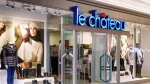 A Le Chateau clothing store is seen in a shopping mall in Joliette, Que. on Friday, October 23, 2020. After 60 years in operation, Le Chateau Inc. is seeking court protection from creditors to allow it to liquidate its assets and close its stores. THE CANADIAN PRESS/Paul Chiasson