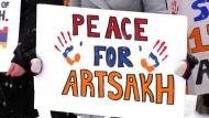 Calgary rally Armenia