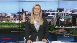 CTV News Ottawa at Six - Oct. 24