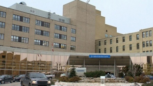 An undated file photo of St. Boniface Hospital.