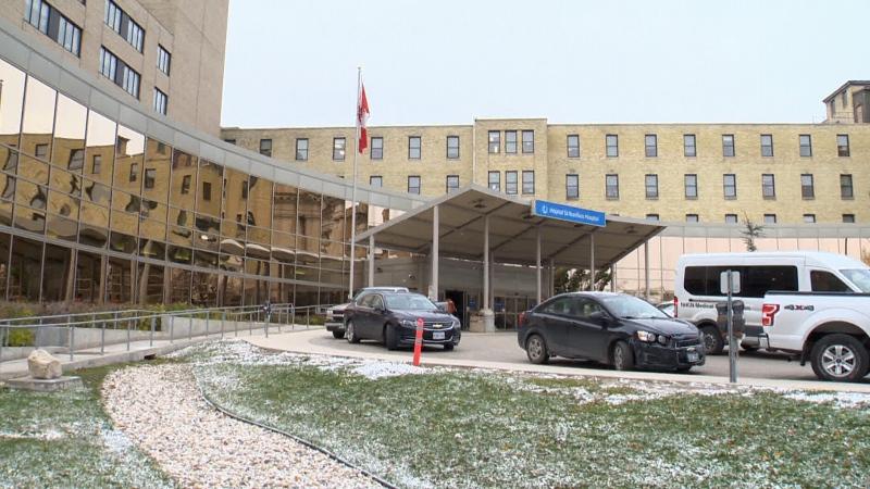 Manitoba hospital