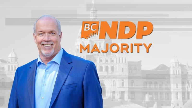 NDP majority
