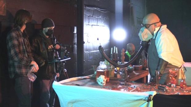 Canadian horror actor taking part in North Bay 'Frankenstein' film