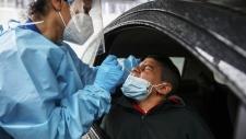 COVID, coronavirus cases Ontario