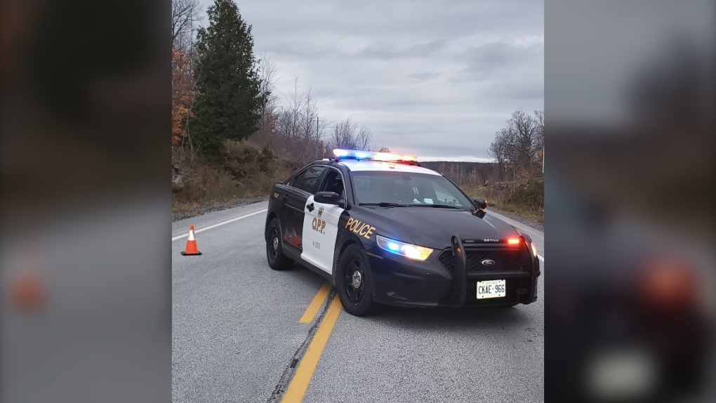police confirmed a section of highway between Limi