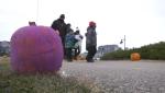 The Griesbach Pumpkin Walk was held Oct. 24, 2020.