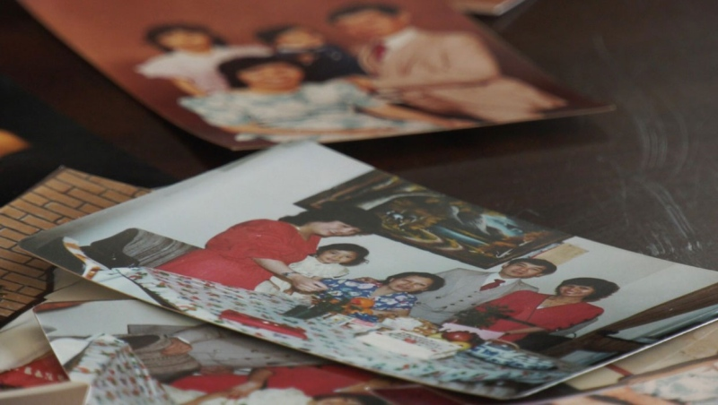 Karen Bitz found two envelopes filled with family photos while she was renovating her Calgary home in the 1990s.