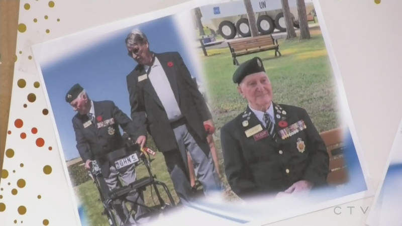 Local veteran celebrates 100th birthday