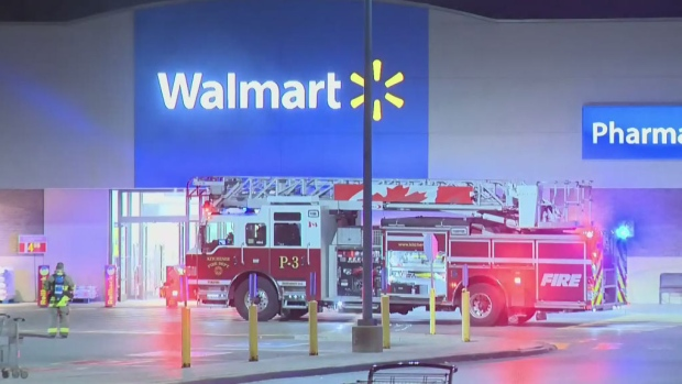Two arrested for K-W Walmart fires