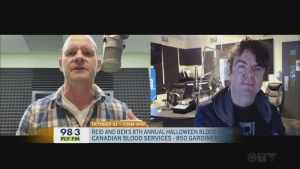 CTV Morning Live Reid and Ben Oct 26