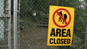 Grouse Grind closed. (File photo)